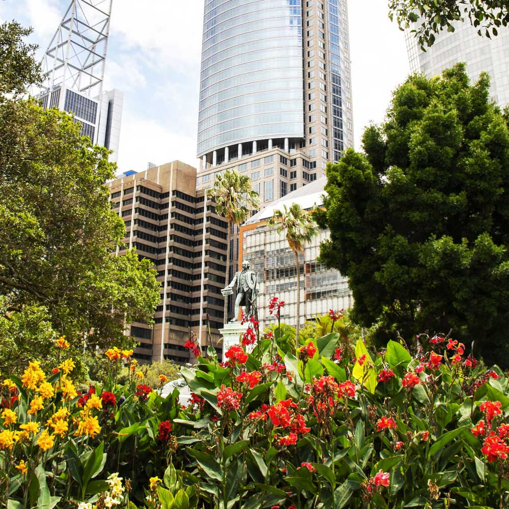Commercial Garden Design Service