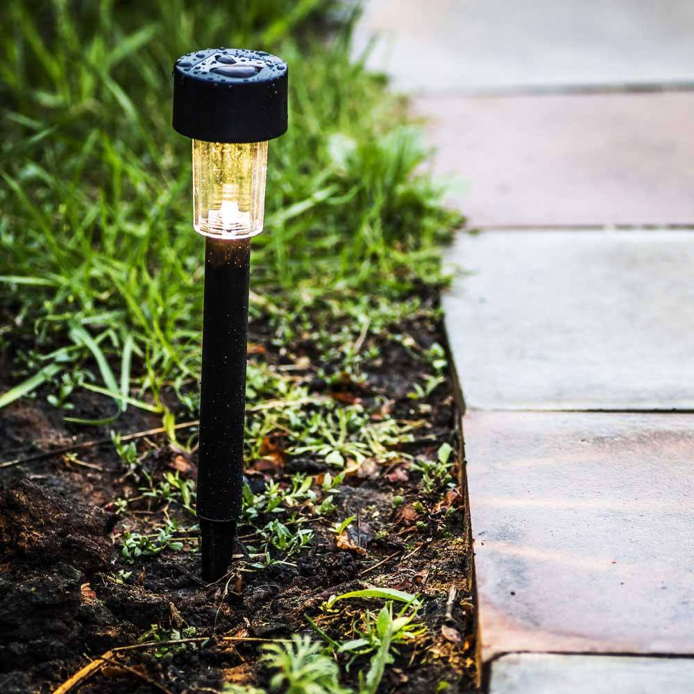 Commercial Landscape Lighting Service